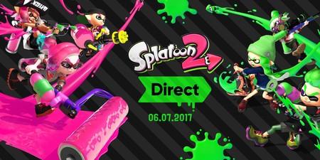 Splatoon 2 llega durante las próximas semanas y Nintendo caldea el ambiente anunciando un Splatoon 2 Direct