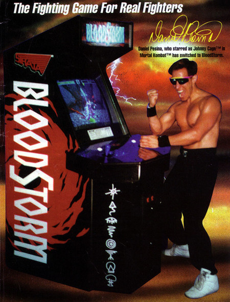 Bloodstorm 528 Poster 1