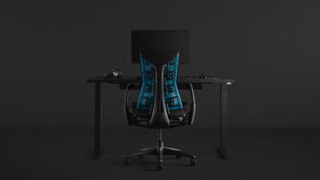 Logitech y Herman Miller se unen para crear la silla gaming definitiva: cuesta 35,500 pesos y dicen que se adapta a nuestra columna
