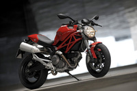 La Ducati Monster 696, record de ventas en Italia