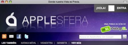 Applesfera se rediseña: ¡Bienvenidos!