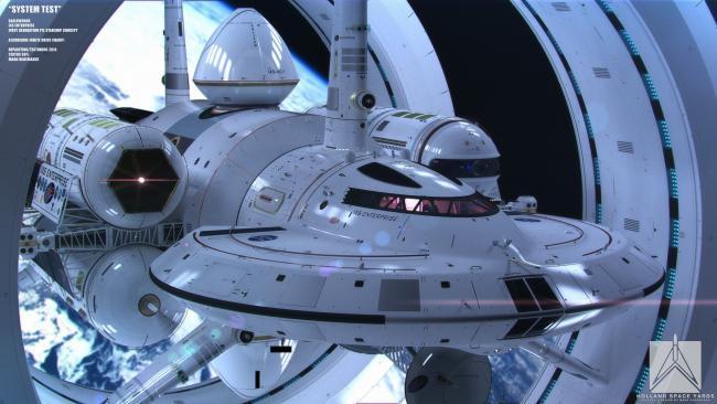 Ingeniero de la NASA  diseña una nave que pretende viajar a una velocidad superior a la de la luz