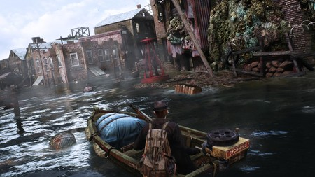 The Sinking City Fecha Para 2019 En Ps4 Xbo Y Pc Y 15 Minutos De