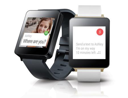 Oficialmente el LG G Watch inicia su aventura en México aunque a un precio desconocido