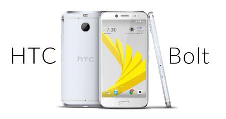Así es el empaque del HTC Bolt, al parecer sería exclusivo de Sprint