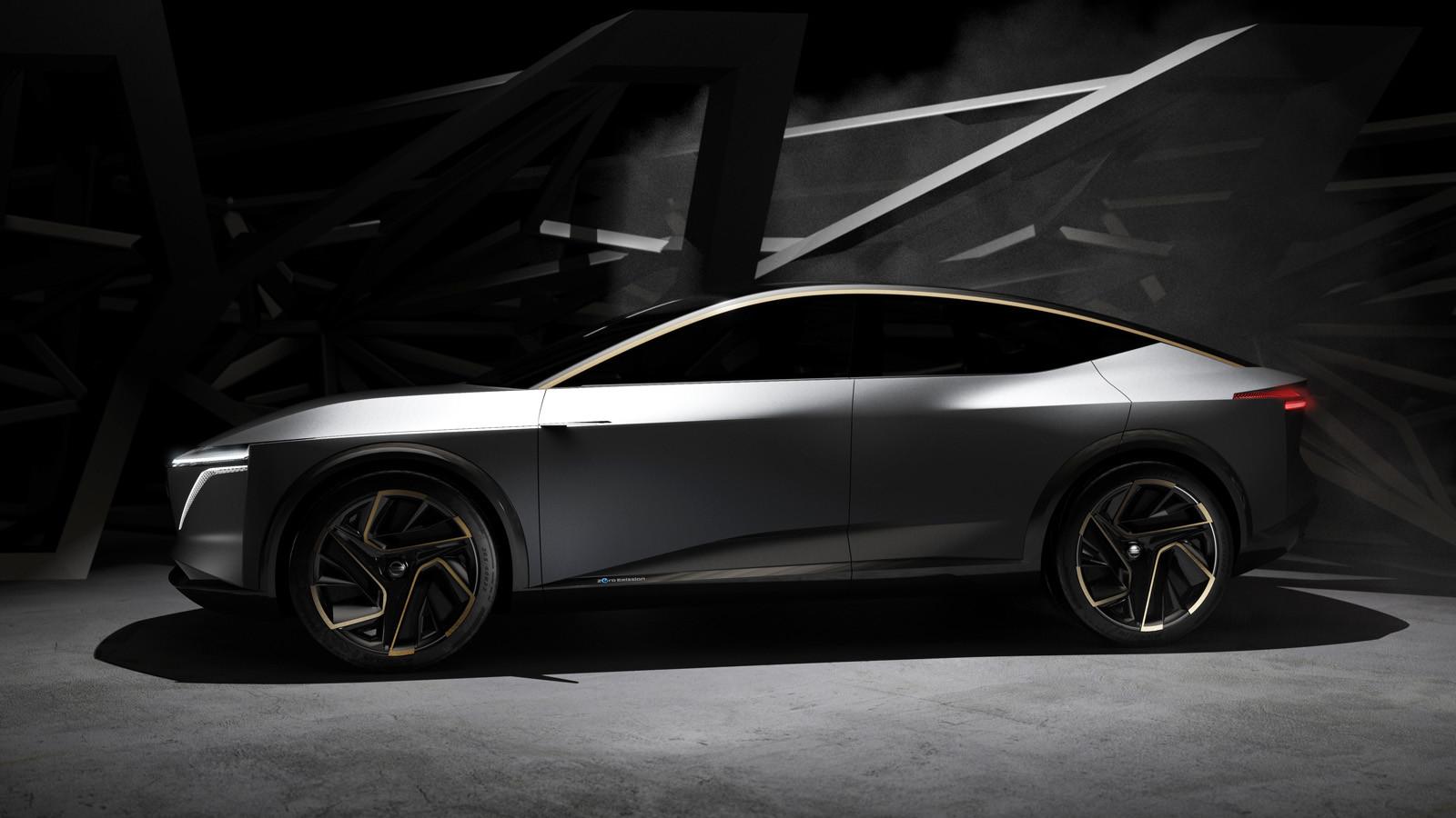 Foto de Nissan IMs EV Sports Sedan concept (3/31)