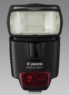 Nuevo flash Canon Speedlite 430EX II