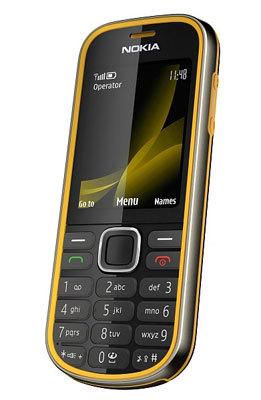 Nokia 3720 classic, un todoterreno con certificación IP54