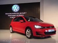 Arranca oficialmente la producción del Golf 7 en la Planta Volkswagen de Puebla