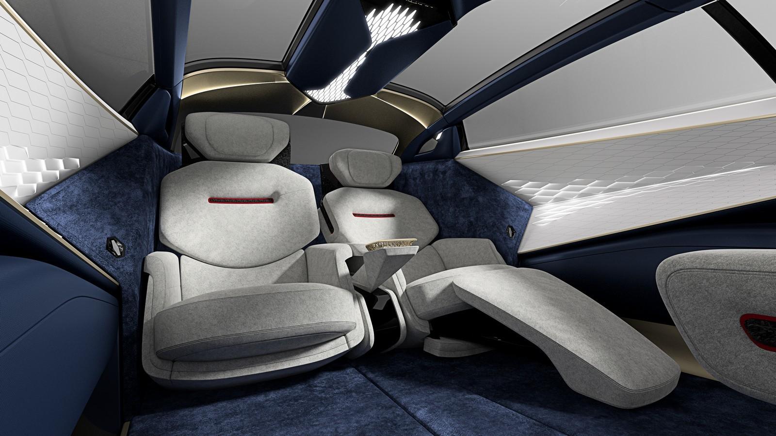 Foto de Lagonda Vision Concept (4/23)