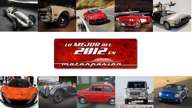 Lo mejor de 2012 en Motorpasión