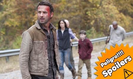 'The Walking Dead' y su propósito de enmienda