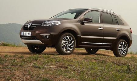 El próximo Renault Koleos será más grande