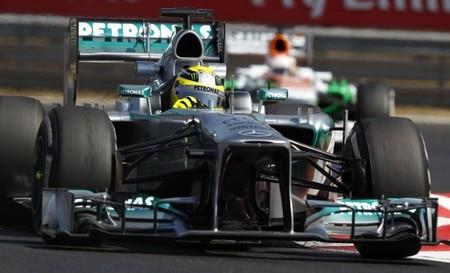 Hamilton se hace con la pole de Hungría, Mercedes sigue dominando las clasificaciones