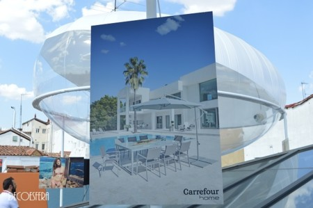 Carrefour presenta su colección de jardín y baño en Casa Decor