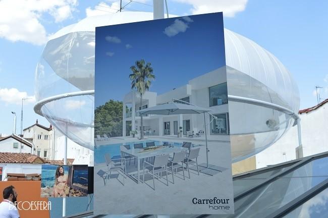Carrefour presenta su colecci n de jard n y ba o en casa decor - Carrefour bano ...