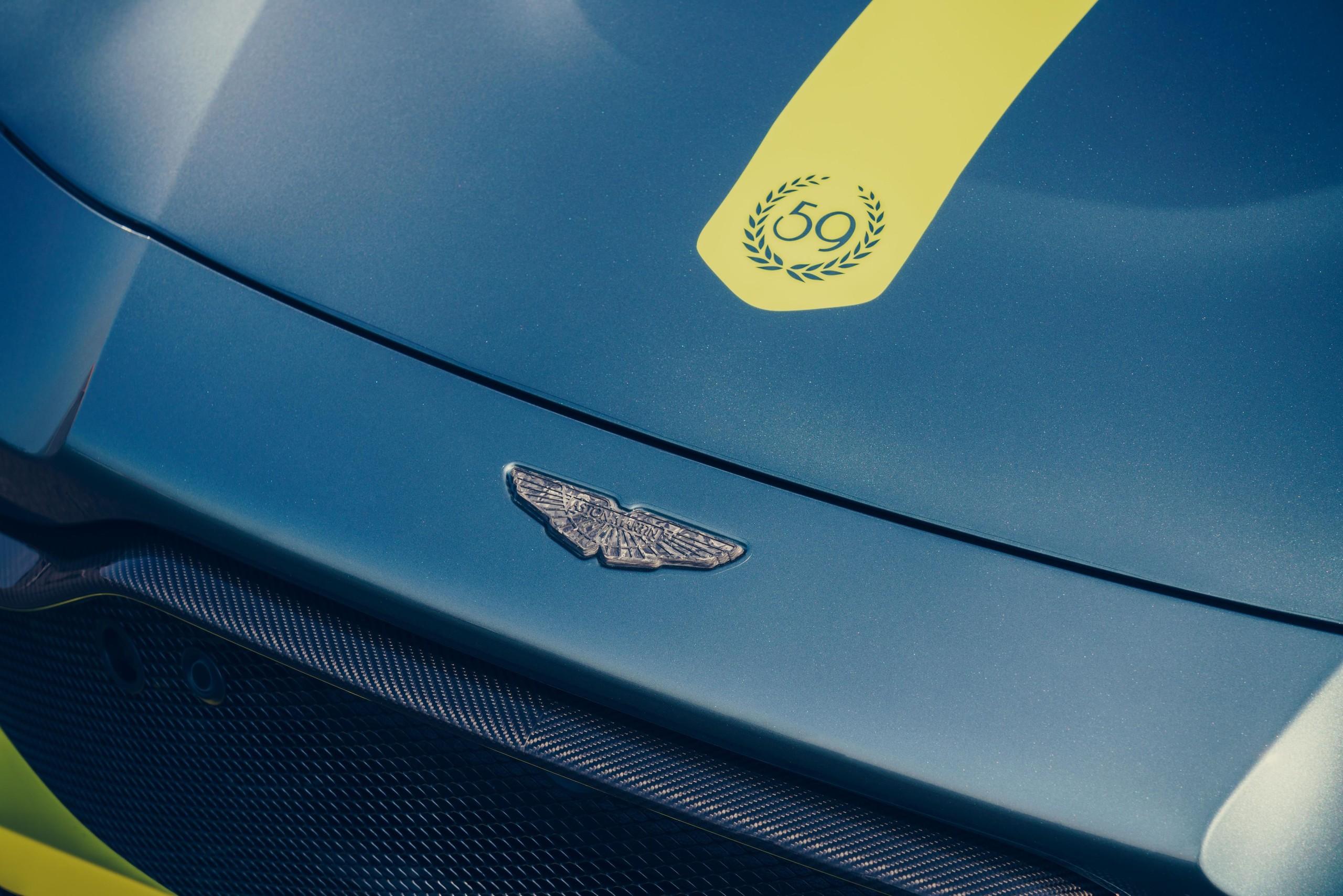 Foto de Aston Martin Vantage AMR (5/14)