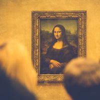 Por qué la Mona Lisa es tan importante para aquellos que defienden que el trasparente es un color por méritos propios