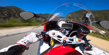 Max Wrist Accidente Destroza Bmw S1000 Rr Video