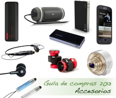 ¿Qué accesorios para móviles regalar esta Navidad?