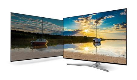 Smart TV 4K de 55 pulgadas y panel 10bit Samsung Serie 8 con 150 euros de descuento