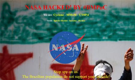 La venganza se sirve en plato equivocado: Hackers brasileños confunden la NSA con la NASA
