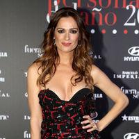 Mar Saura copia el look a Clara Lago y Paula Ordovás, un precioso vestido de Carmen March que conquista a todas