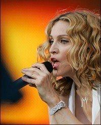 Madonna en CSI