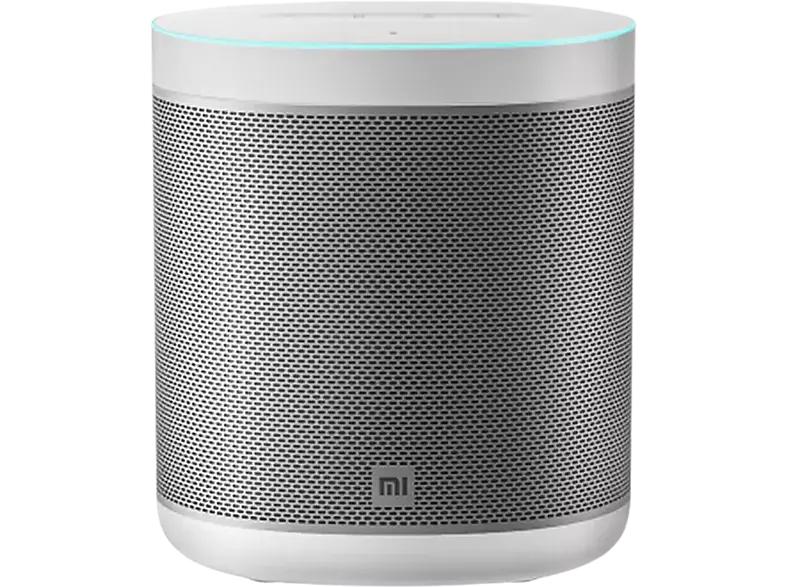 Altavoz inteligente - Xiaomi Mi Smart, Control por voz, 512 MB RAM, 12 W, Wi-Fi, Google Assistant, Blanco