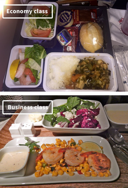 Airline Food 13