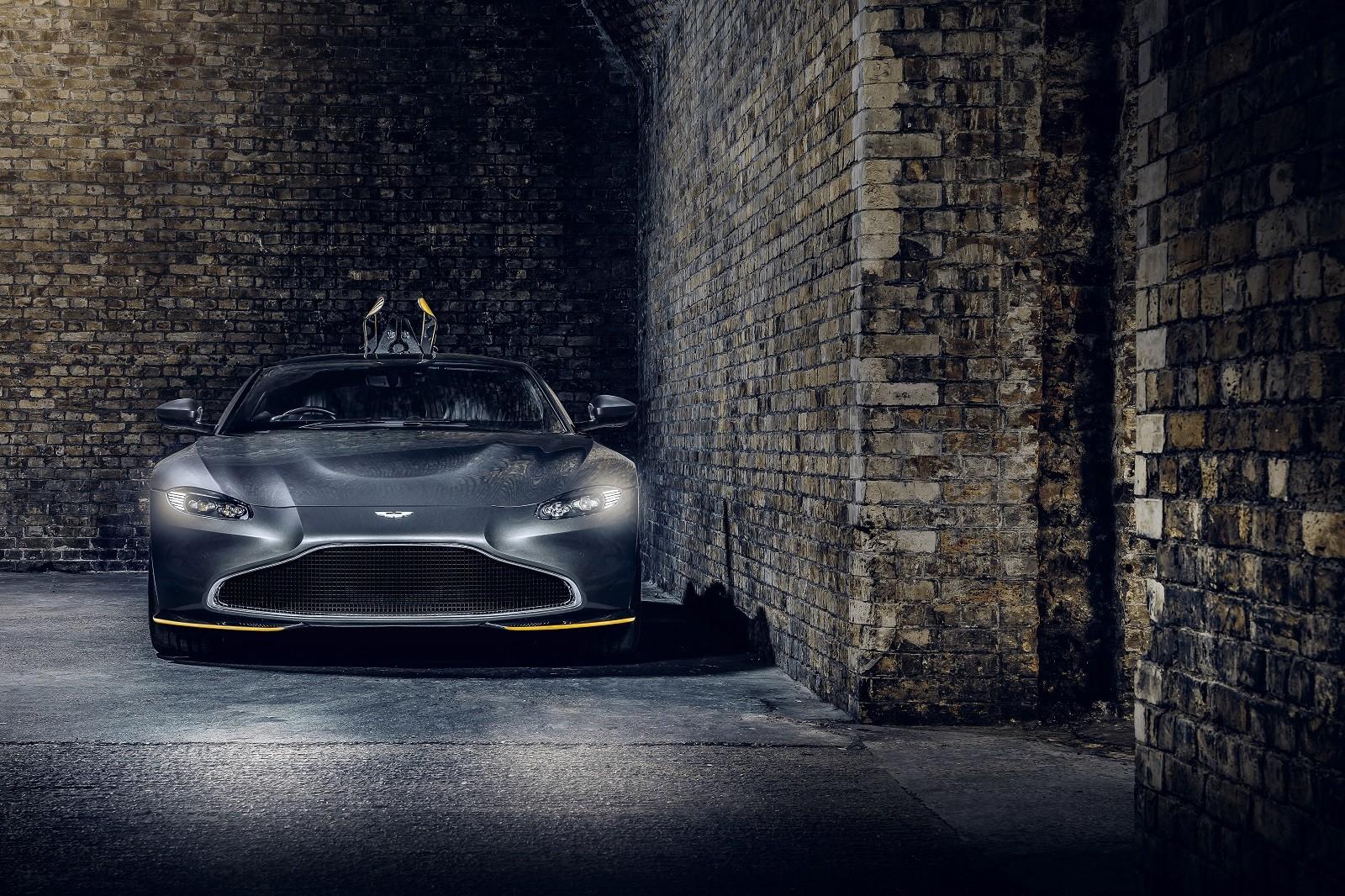 Foto de Aston Martin Vantage y DBS Superleggera 007 Edition (17/39)