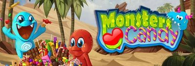 'Monsters Love Candy', otro free-to-play camino de Windows 8