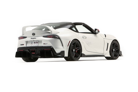 Toyota Gr Supra Sport Top 3