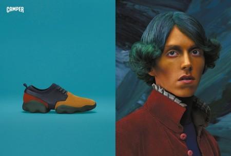 Dub de Camper: un sneaker híbrido inspirado en tierras de la bohemia