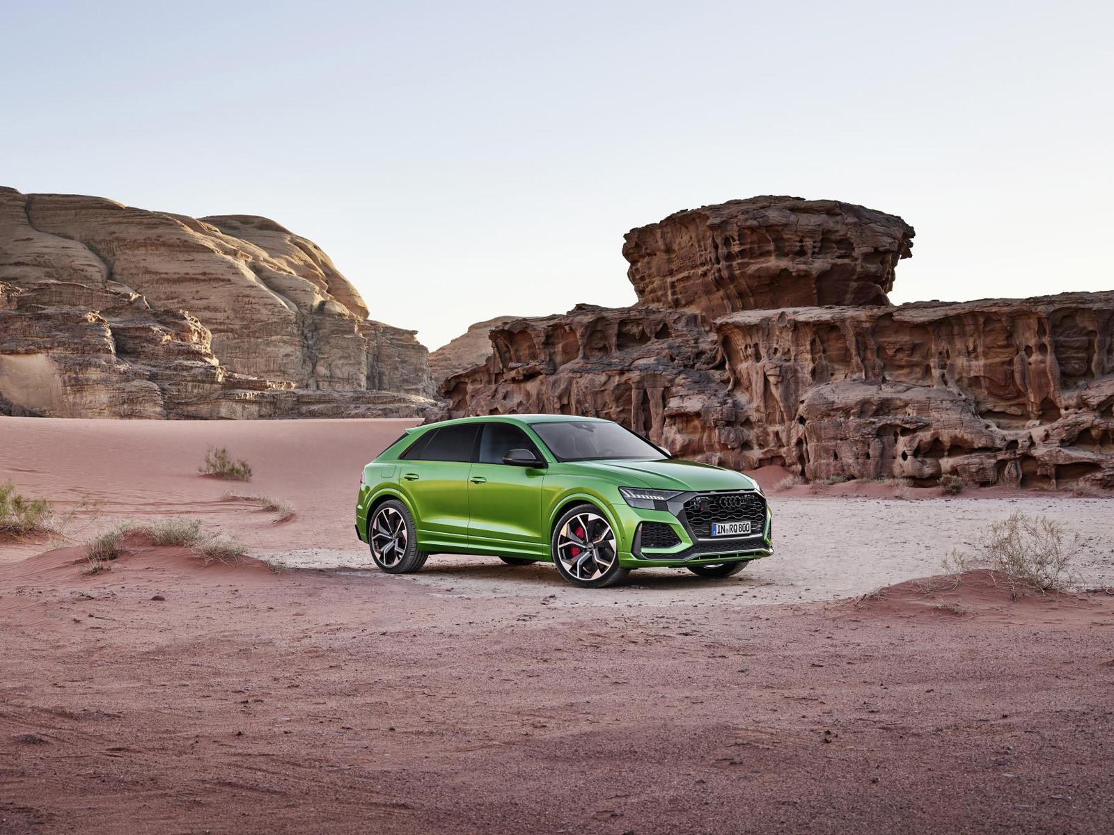 Foto de Audi RS Q8 2020 (36/47)