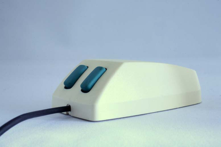 Microsoft Green Eyed Mouse 1983