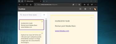 Cómo sincronizar tus post-it de Windows 10 en la nube para verlos desde cualquier sitio