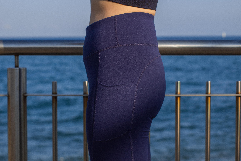 Leggings de cintura alta sin costura