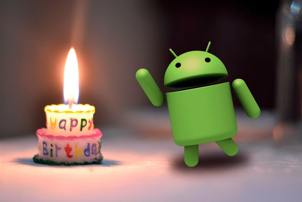"""""""Mi primer Android"""": así comenzamos en el equipamiento de Xataka Android™ vuestra relación con la plataforma que realize 10 años"""