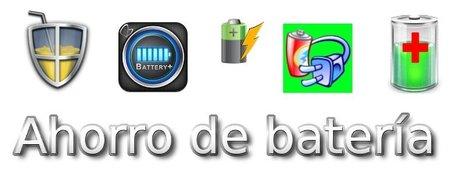 Cinco aplicaciones que te ayudan a alargar la duración de la batería de tu teléfono móvil