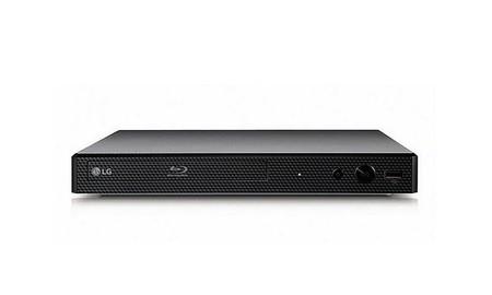 LG BP250, un reproductor BluRay básico que esta semana en Mediamarkt sólo cuesta 54 euros