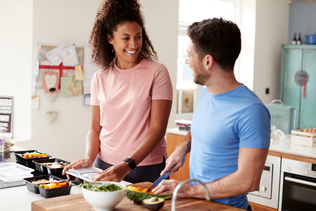 Tuppers, accesorios y utensilios que te ayudarán a preparar tu batch cooking
