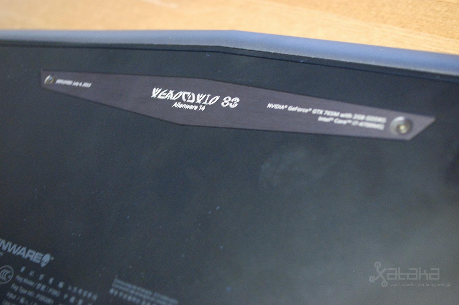 Foto de Alienware 14, análisis (18/26)