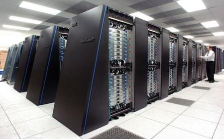 Ibm Blue Gene P Supercomputer1