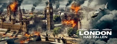 Banner de London Has Fallen