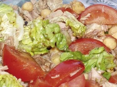 Comer legumbres en verano