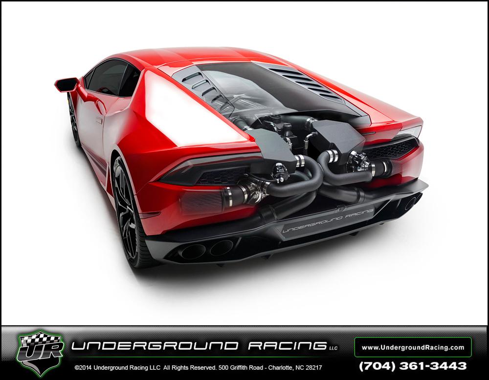 Foto de Underground Racing Lamborghini Huracán (1/4)