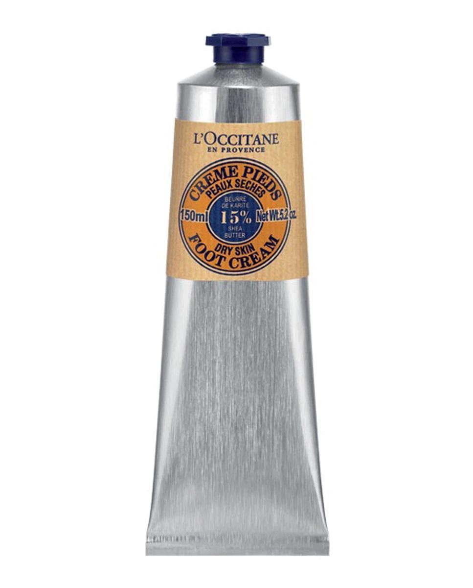 Crema de pies con manteca de karité de L'Occitane