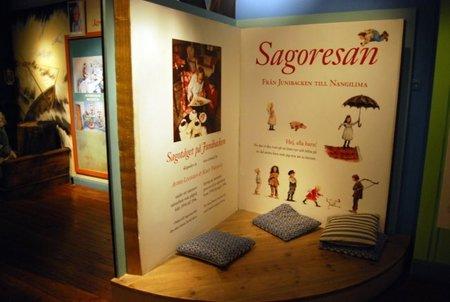 Si vas a Estocolmo con niños, visita a Junibacken
