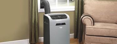Aire acondicionado portátil: ¿merece la pena?, ¿cuáles son sus ventajas e inconvenientes?